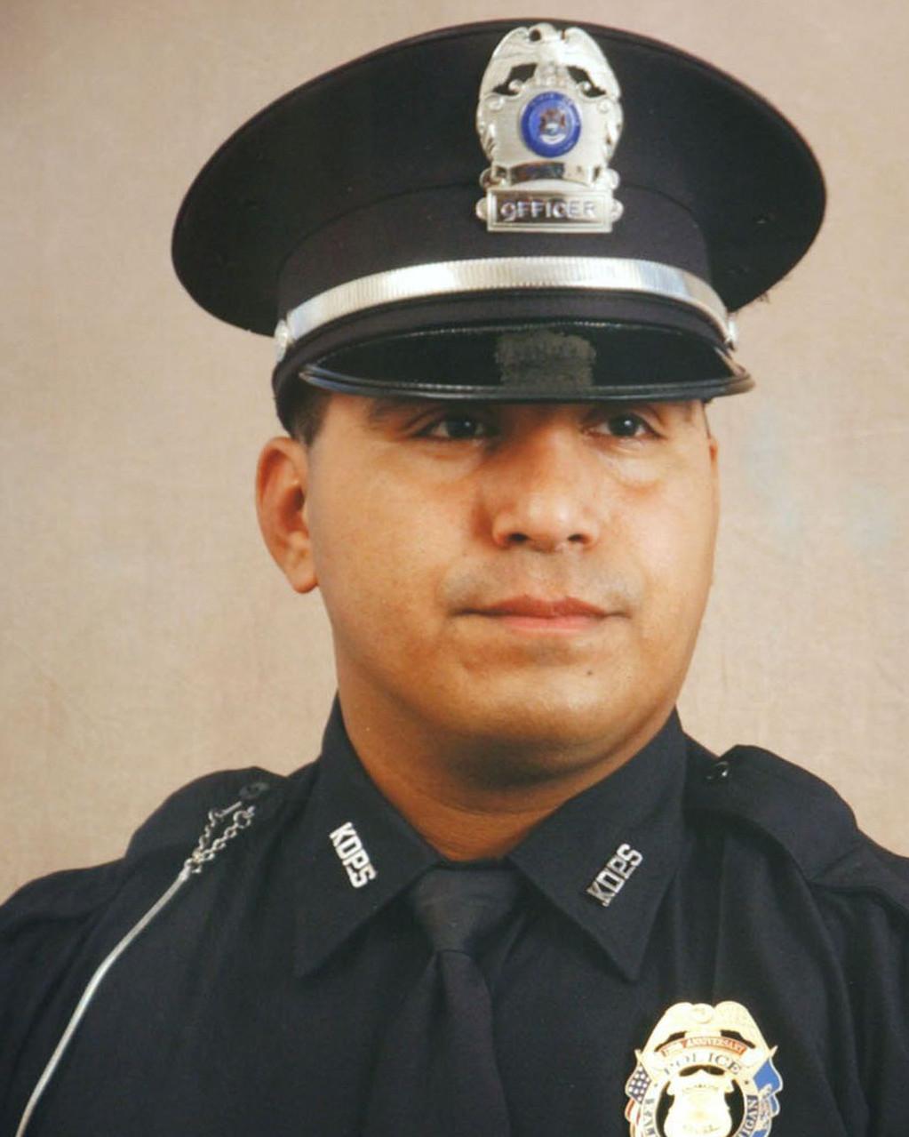 Public Safety Officer Eric Emiliano Zapata   Kalamazoo Department of Public Safety, Michigan
