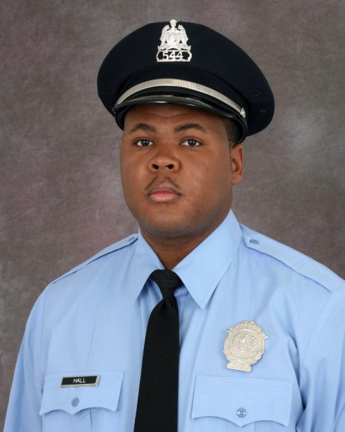 Police Officer Daryl Anthony Hall | St. Louis Metropolitan Police Department, Missouri