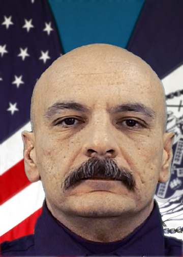 Police Officer Frank M. Bolusi | New York City Police Department, New York