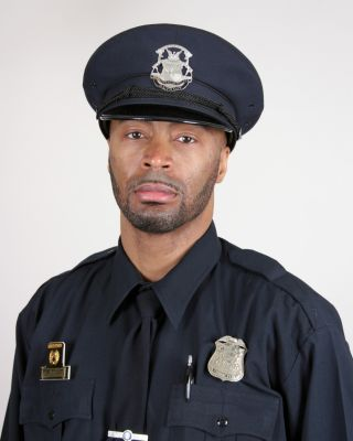 Police Officer Charles Edward
