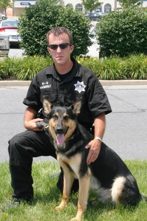 Deputy Sheriff Kyle David Pagerly | Berks County Sheriff's Office, Pennsylvania