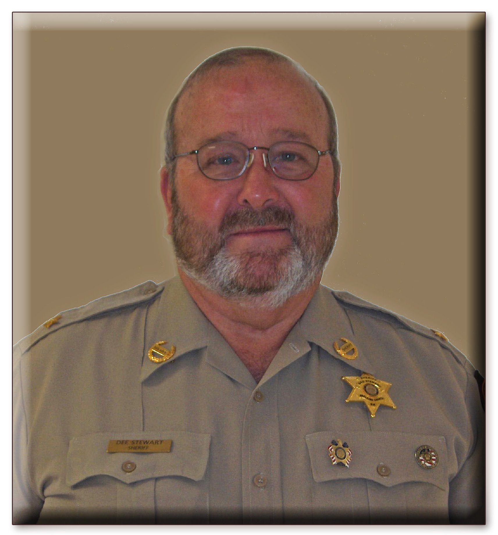 Sheriff James D.