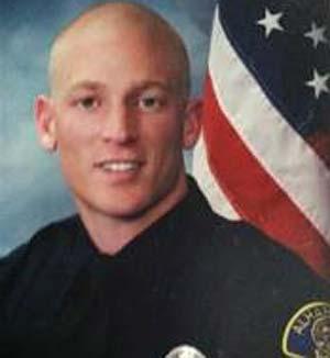 Police Officer Ryan Embert Stringer | Alhambra Police Department, California