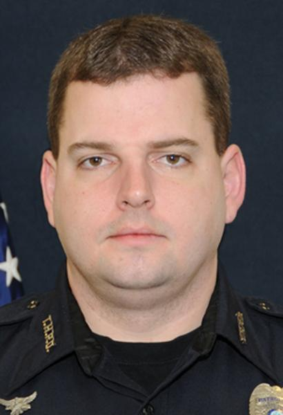 Police Officer Brent Daniel Long | Terre Haute Police Department, Indiana