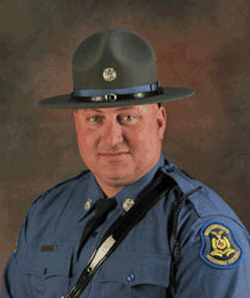 Trooper Frederick Freeman Guthrie, Jr. | Missouri State Highway Patrol, Missouri
