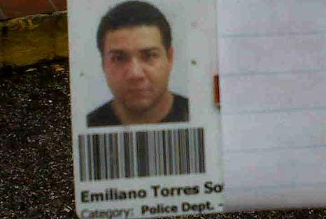 Agent Emiliano R. Torres-Soto | Puerto Rico Police Department, Puerto Rico