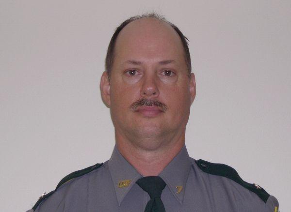Sergeant Paul Berches Stuckey | Louisiana Department of Wildlife and Fisheries, Louisiana