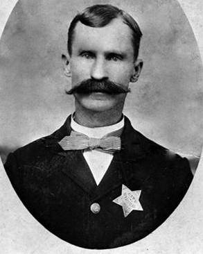 Marshal John Harry Bowman   Punta Gorda Police Department, Florida