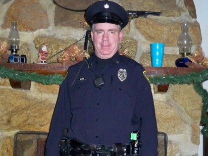 Police Officer John David Dryer | East Washington Borough Police Department, Pennsylvania