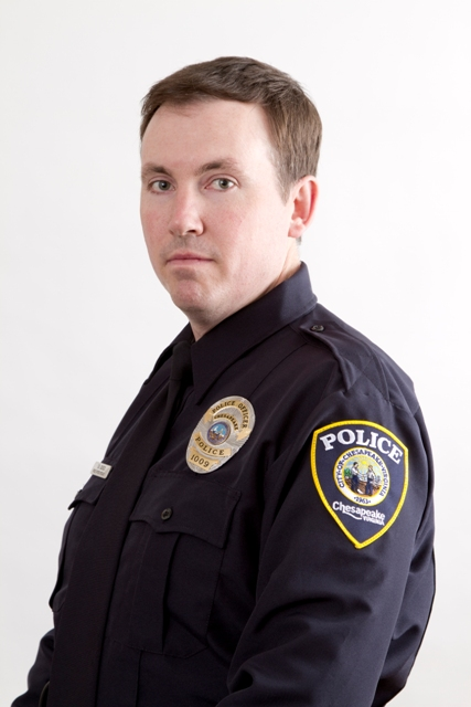 Police Officer Specialist Timothy Brian Schock | Chesapeake Police Department, Virginia