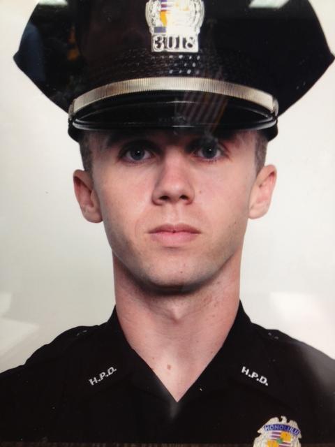 Officer Garret Collin Davis | Honolulu Police Department, Hawaii
