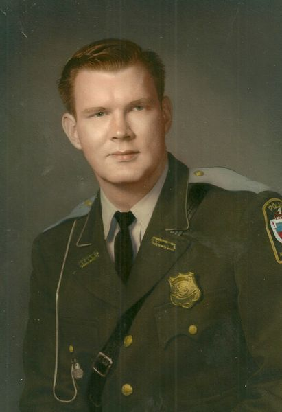 Police Officer William Dewitt Talbert | Montgomery County Police Department, Maryland