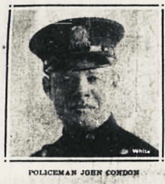 Patrolman John Condon | Boston Police Department, Massachusetts