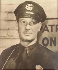 Patrolman Robert Donald Leigh | Cincinnati Police Department, Ohio