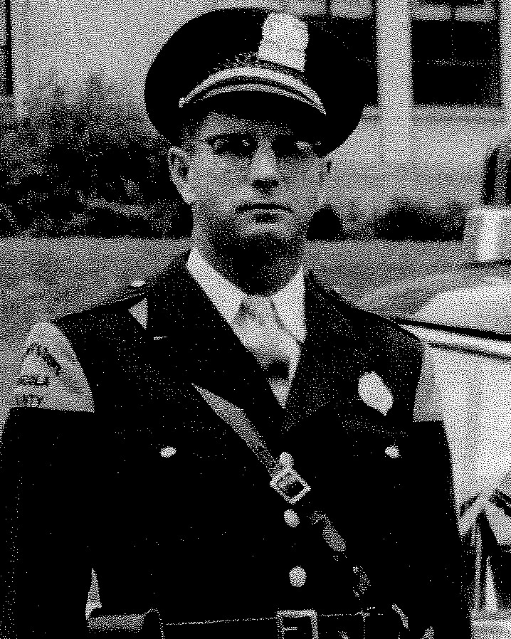 Police Officer William O. Putnam | Caro Police Department, Michigan