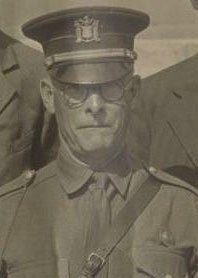 Patrolman Hugh A. Shannon   Lindenwold Police Department, New Jersey