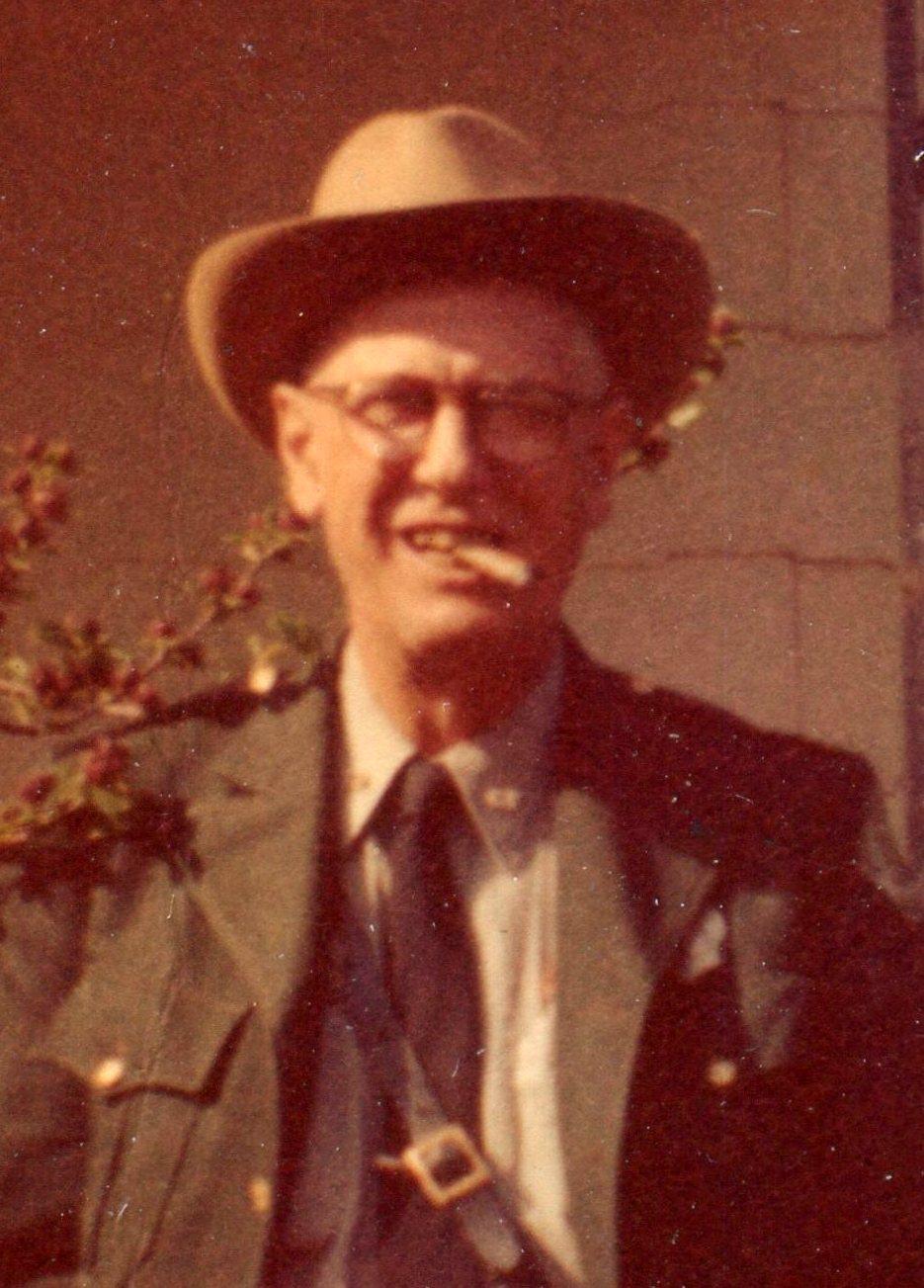 Ranger Asa Edwin Thornton | Georgia Department of Natural Resources, Georgia