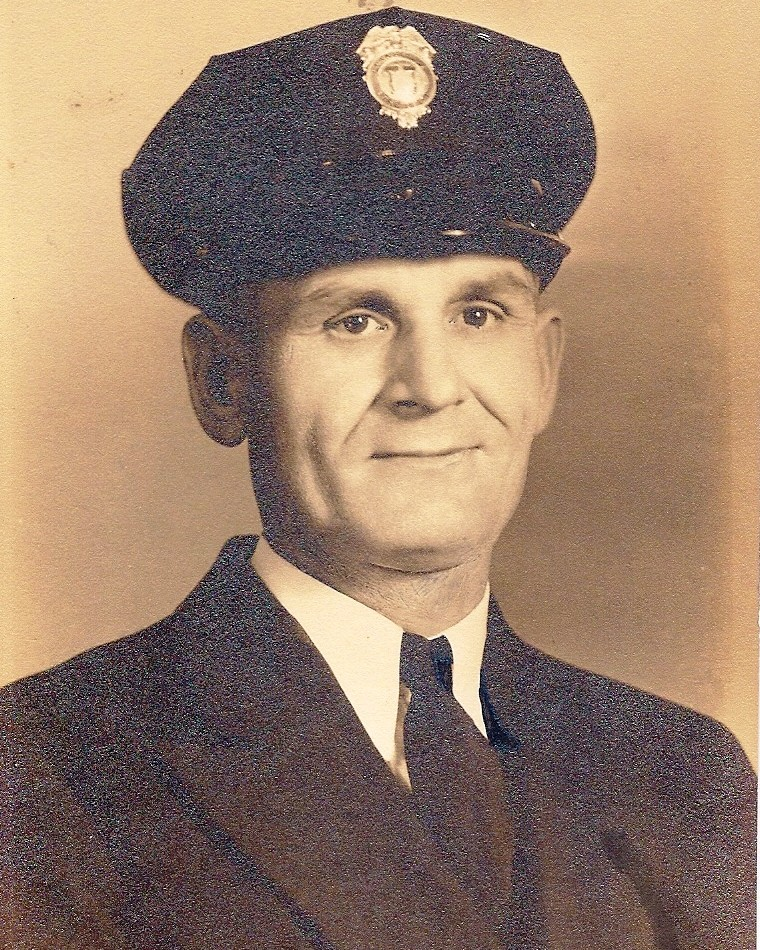 Town Marshal Walter W. McCallister | Dale Police Department, Indiana