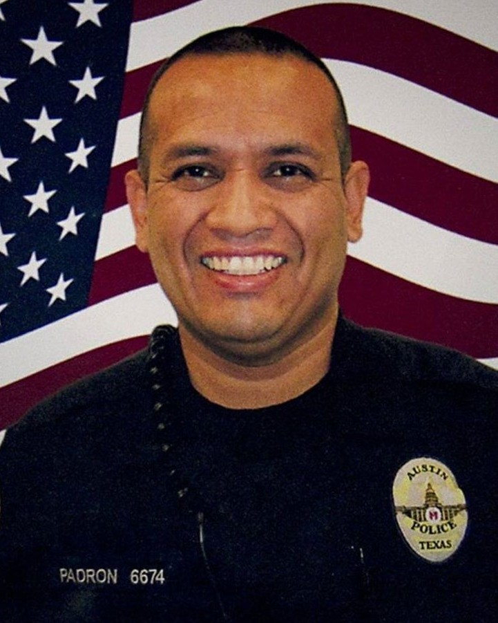 Senior Police Officer Jaime De Luna Padron | Austin Police Department, Texas