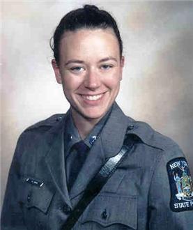 Trooper Amanda Dorcas Anna | New York State Police, New York