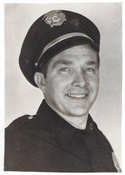 Police Officer Ralph Kay Reeves | Compton Police Department, California