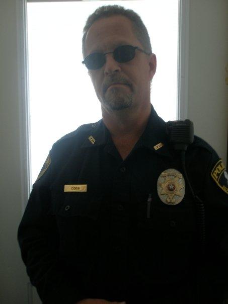 Reserve Deputy Sheriff William Charles Coen   Harper County Sheriff's Office, Oklahoma