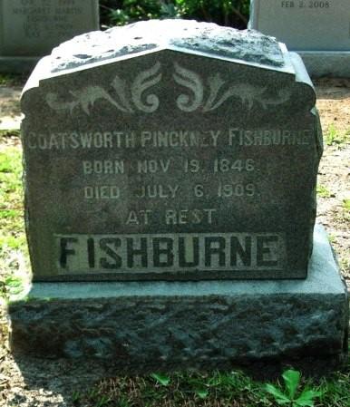 Dispensary Constable Cotesworth Pinckney Fishburne | South Carolina State Dispensary Commission, South Carolina