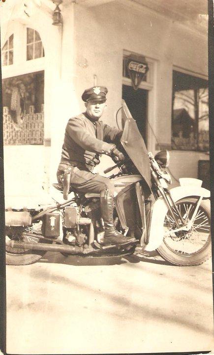Police Officer Richard Henry