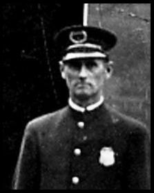 Chief of Police Charles Elmer McConaughy | Mount Union Borough Police Department, Pennsylvania