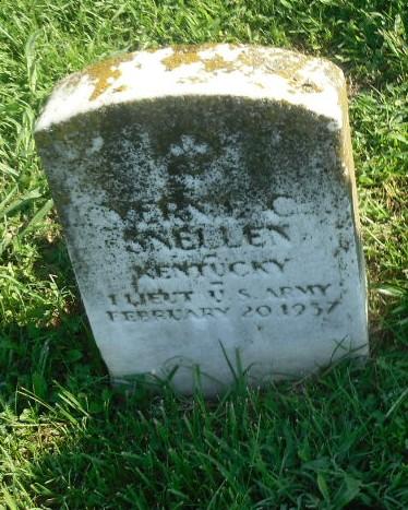 Captain Vernie C. Snellen | Kentucky Highway Patrol, Kentucky