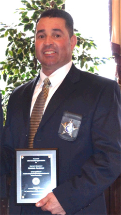 Deputy Sheriff Sergio Aleman | Milwaukee County Sheriff's Office, Wisconsin