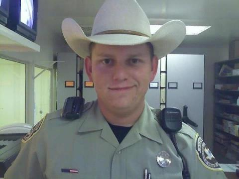 Deputy Sheriff Joshua Shane Mitchell | Reagan County Sheriff's Office, Texas