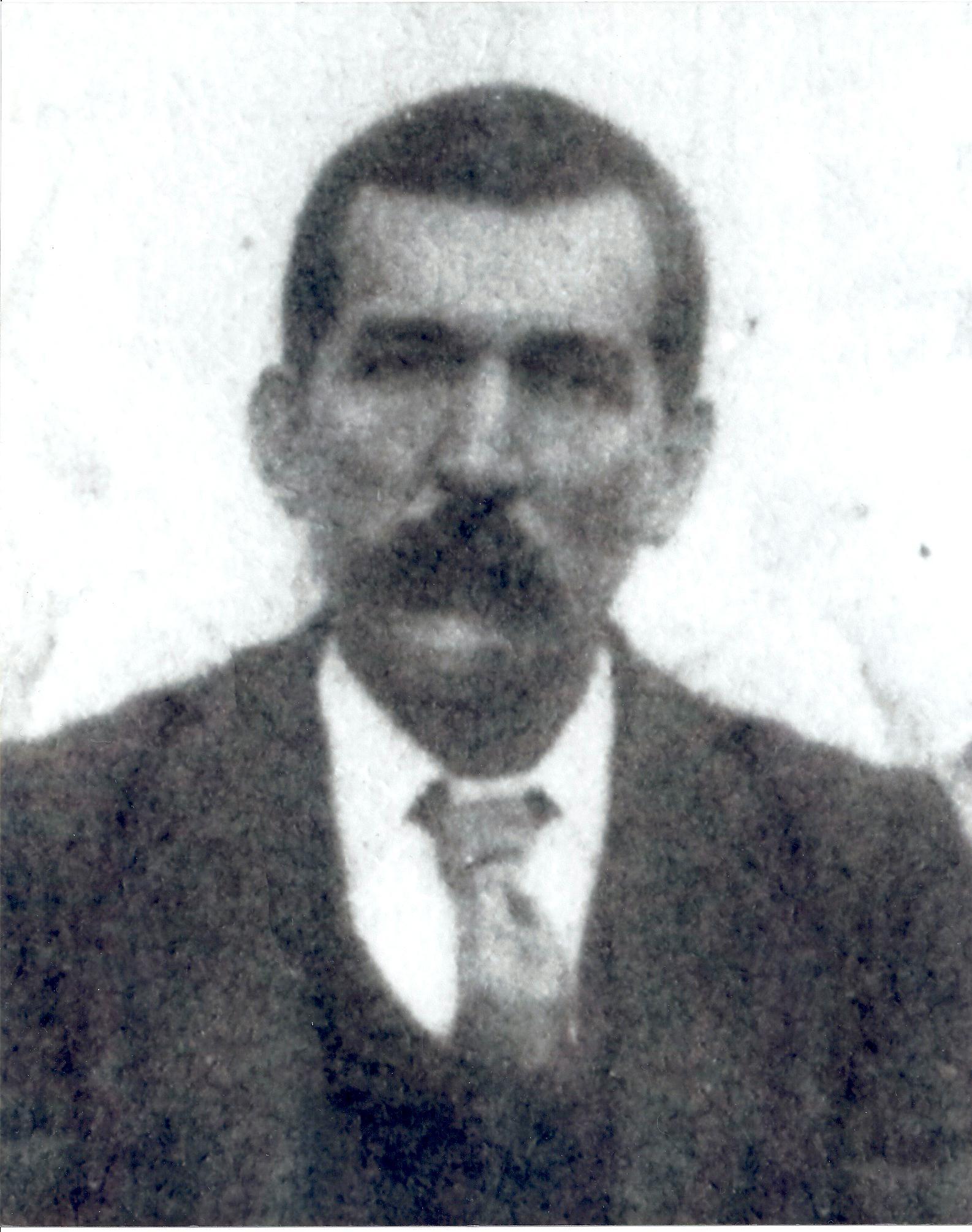Inspector James Sherman Mullins   Virginia Department of Prohibition Enforcement, Virginia