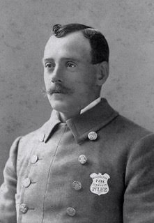 Patrolman John W. Powers | Metropolitan Police Department, Massachusetts