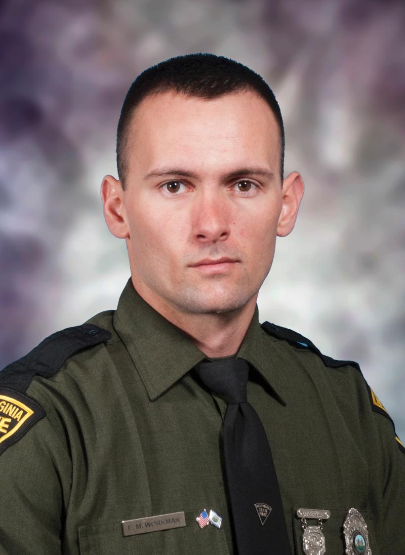 Trooper Eric Michael Workman | West Virginia State Police, West Virginia