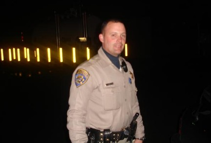 Officer Kenyon Marc Youngstrom | California Highway Patrol, California