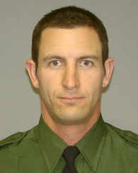 Border Patrol Agent Nicholas J. Ivie | United States Department of Homeland Security - Customs and Border Protection - United States Border Patrol, U.S. Government