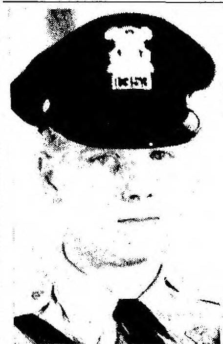 Police Officer Robert P. Bradford, Jr. | Detroit Police Department, Michigan