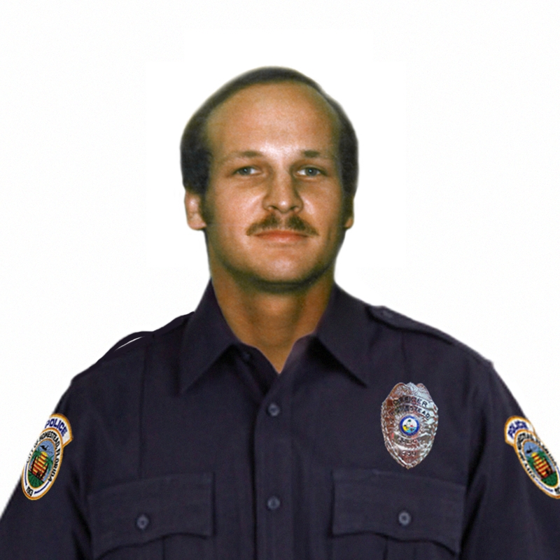 Police Officer Tony Francis Koga, III | Homestead Police Department, Florida
