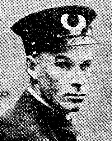Officer Glenn Logan Litzenberg | Portland Police Bureau, Oregon