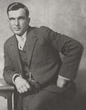 Special Agent Charles A. Kieper   Atchison, Topeka and Santa Fe Railroad Police Department, Railroad Police