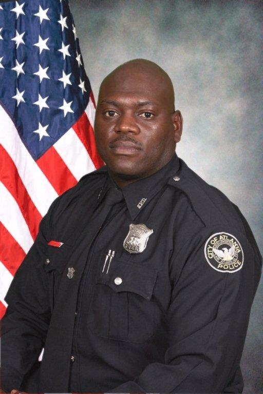 Police Officer Shawn Antonio Smiley | Atlanta Police Department, Georgia