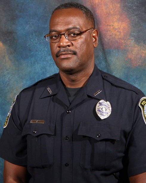 Police Officer Elgin Levarn Daniel | Henry County Police Department, Georgia