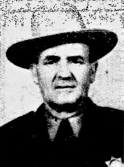 Deputy Sheriff John Albert