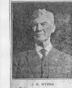 Night Marshal John Kerr Myers   Stuart Police Department, Iowa