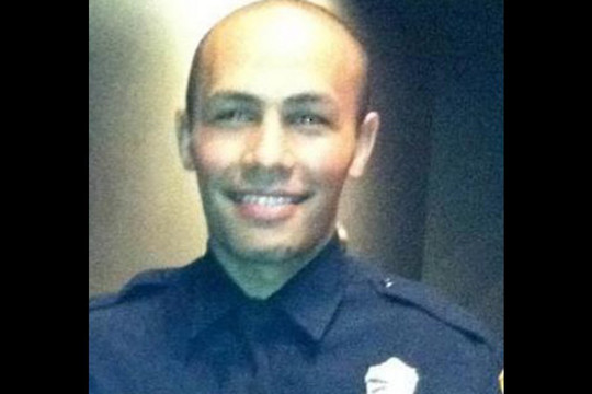 Police Officer Edrees Mukhtar | San Antonio Police Department, Texas