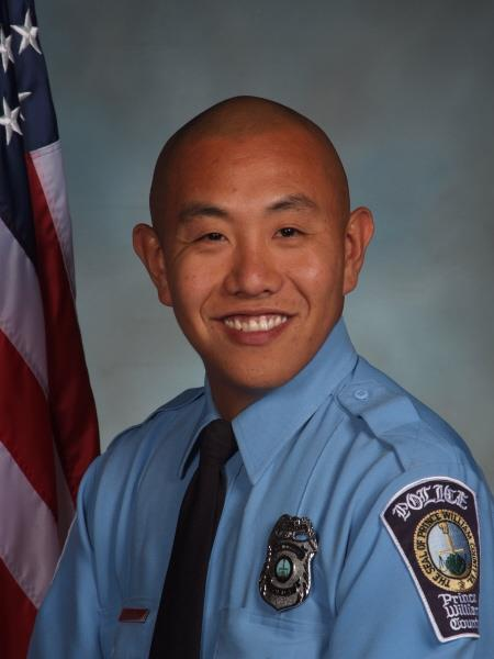 Police Officer Chris Yung   Prince William County Police Department, Virginia