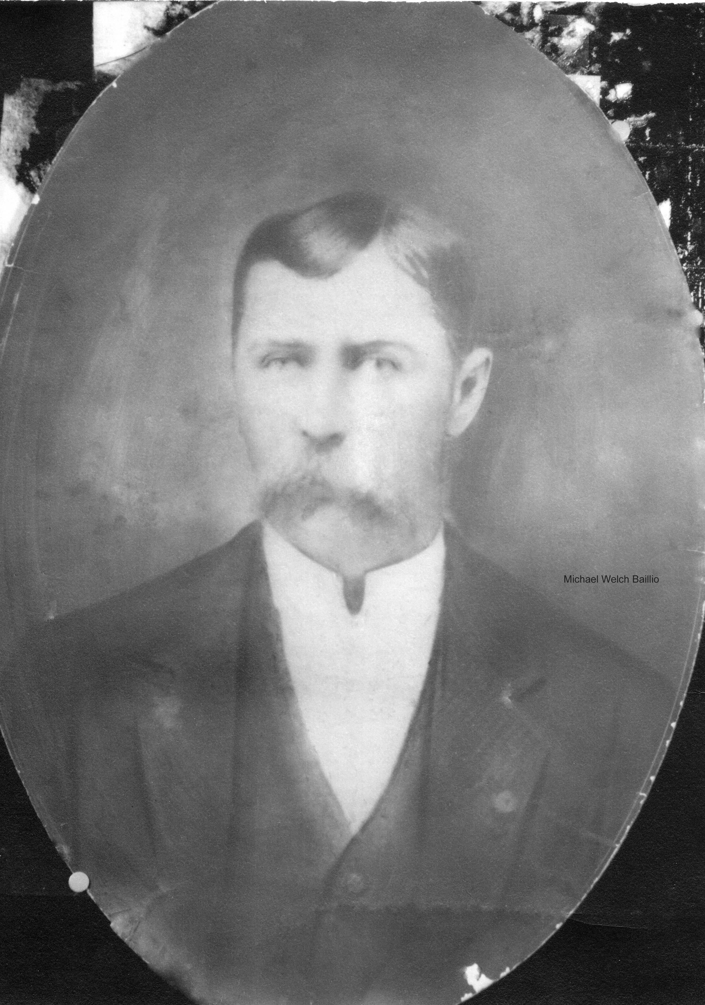 Constable Michael Welch Baillio | Rapides Parish Constable's Office, Louisiana