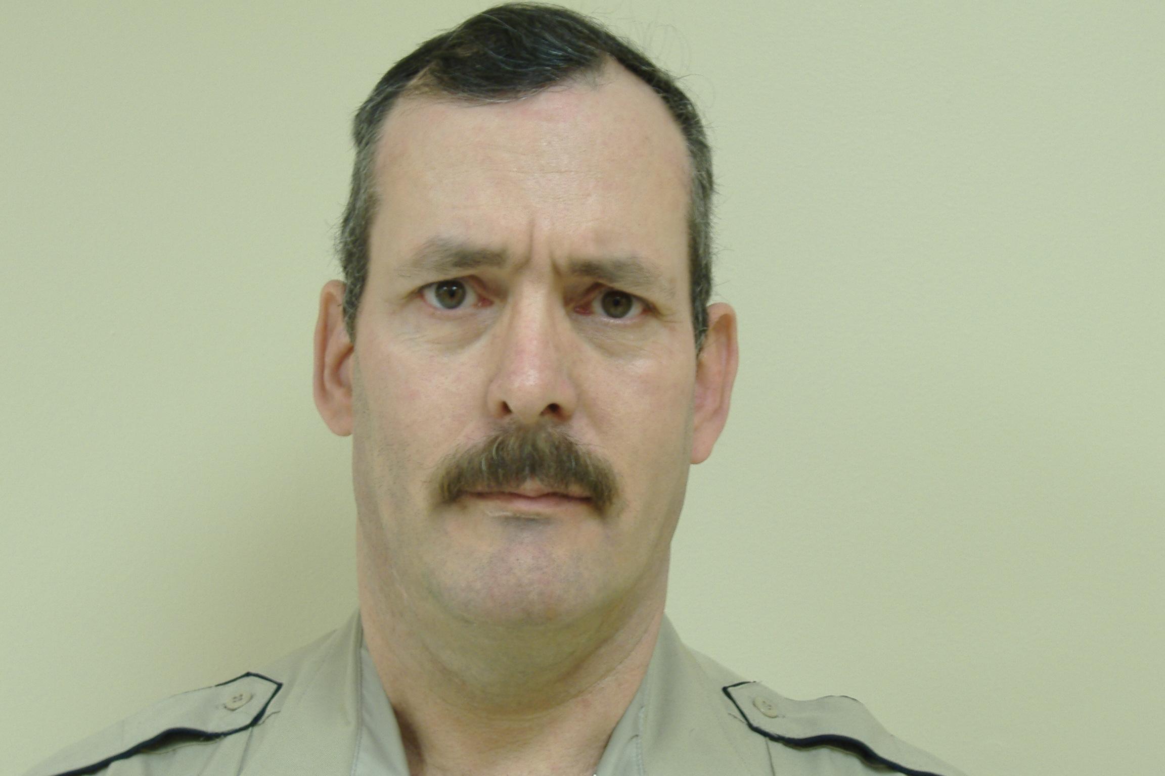 Sergeant Frederick Albert
