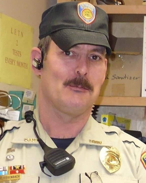 Sergeant Frederick Albert Riggenbach | Chitimacha Tribal Police Department, Tribal Police